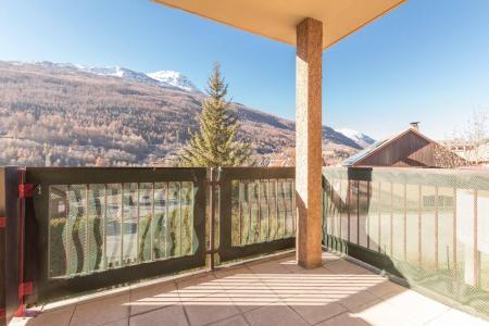 Vacances en montagne Studio coin montagne 4 personnes (002) - Résidence Mas de Blais - Serre Chevalier