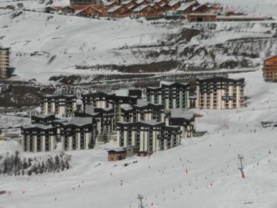 Vacances en montagne Résidence Médian - Les Menuires