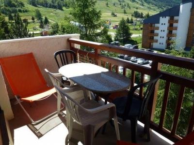 Holiday in mountain resort 2 room duplex apartment 6 people (53) - Résidence Meijotel - Les 2 Alpes