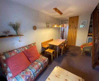 Wakacje w górach Apartament 4 pokojowy 6 osób (382) - Résidence Melezet - Risoul - Pokój gościnny