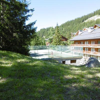 Vacances en montagne Résidence Méribel - Méribel