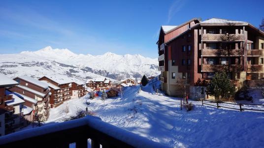Vacances en montagne Studio 4 personnes (420) - Résidence Michailles - Peisey-Vallandry