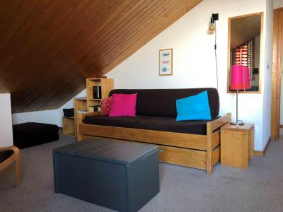 Vacances en montagne Appartement 2 pièces 5 personnes (618) - Résidence Michailles - Peisey-Vallandry - Séjour