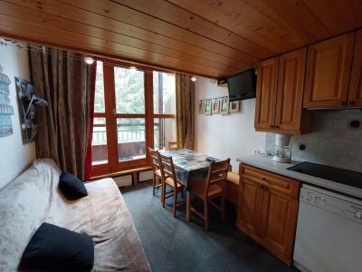 Vacances en montagne Studio mezzanine 4 personnes (203) - Résidence Mirantin 2 - Les Arcs - Séjour