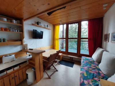 Vacances en montagne Studio mezzanine 5 personnes (224) - Résidence Mirantin 2 - Les Arcs - Séjour