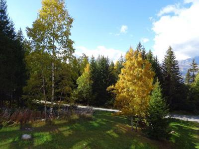 Vacances en montagne Studio coin montagne 4 personnes (425) - Résidence Miravidi - Les Arcs