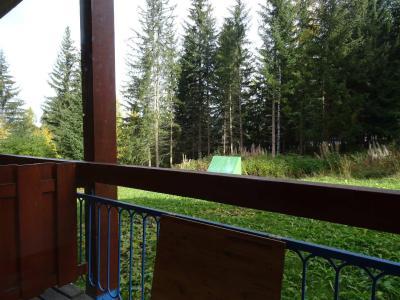 Vacances en montagne Studio coin montagne 4 personnes (110) - Résidence Miravidi - Les Arcs