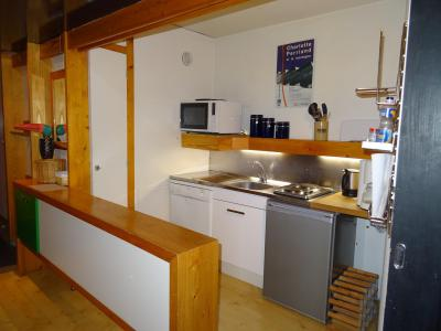 Vacances en montagne Appartement 3 pièces 6 personnes (101) - Résidence Miravidi - Les Arcs - Cuisine
