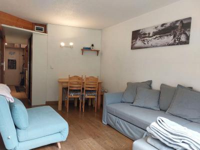 Vacances en montagne Studio coin montagne 4 personnes (106) - Résidence Miravidi - Les Arcs - Séjour