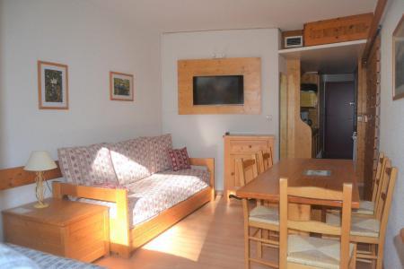Vacances en montagne Studio coin montagne 4 personnes (117) - Résidence Miravidi - Les Arcs - Logement