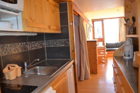 Vacances en montagne Studio coin montagne 4 personnes (509) - Résidence Miravidi - Les Arcs - Cuisine