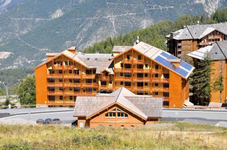 Location au ski Residence Mmv Antares - Risoul - Extérieur été