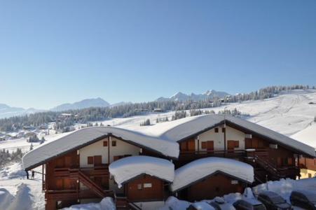 Alquiler Les Saisies : Résidence Mont Blanc B verano