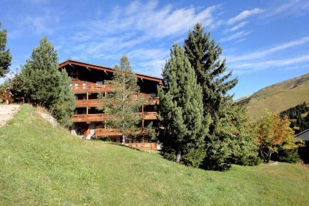Rental Méribel : Résidence Mont Vallon summer