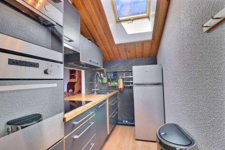 Vacances en montagne Appartement 2 pièces cabine 6 personnes (MTV036) - Résidence Mont Vallon - Méribel-Mottaret - Cuisine