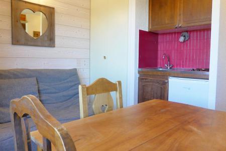 Vacances en montagne Studio 3 personnes (034) - Résidence Mont Vallon - Méribel-Mottaret - Logement