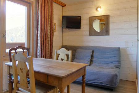 Vacances en montagne Studio 3 personnes (034) - Résidence Mont Vallon - Méribel-Mottaret - Séjour