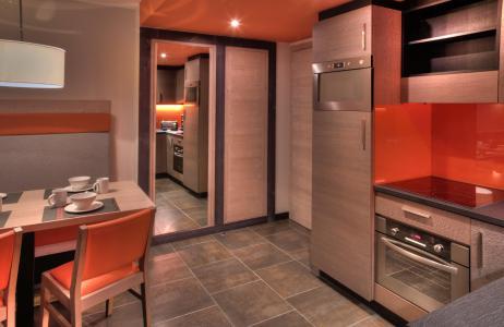 Vacances en montagne Appartement 4 pièces 6 personnes - Résidence Montana Plein Sud - Val Thorens - Logement