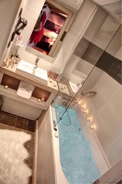 Vacances en montagne Appartement 4 pièces mezzanine 8 personnes - Résidence Montana Plein Sud - Val Thorens - Salle de bains