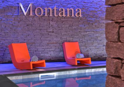 Vacances en montagne Résidence Montana Plein Sud - Val Thorens - Piscine