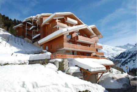 Vacances en montagne Appartement 3 pièces 5 personnes (028) - Résidence Moraine - Méribel-Mottaret
