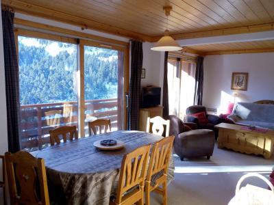 Vacances en montagne Appartement 3 pièces 7 personnes (021) - Résidence Moraine - Méribel-Mottaret - Salle à manger