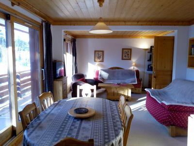Vacances en montagne Appartement 3 pièces 7 personnes (021) - Résidence Moraine - Méribel-Mottaret - Table