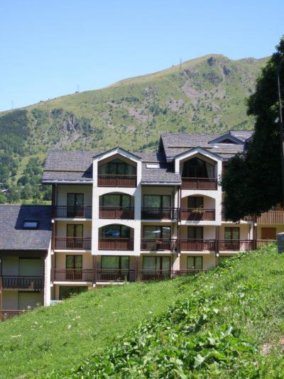 Location au ski Résidence Murgers - Saint Martin de Belleville - Extérieur été