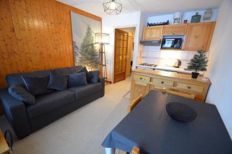 Vacances en montagne Appartement 2 pièces 4 personnes - Résidence Murgers - Saint Martin de Belleville - Séjour