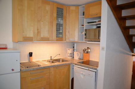 Vacances en montagne Appartement triplex 3 pièces 8 personnes (417) - Résidence Nant Benoit - Les Menuires - Kitchenette