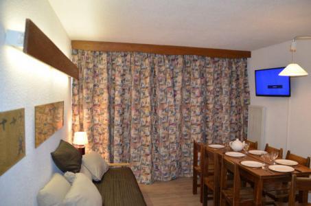 Vacances en montagne Appartement triplex 3 pièces 8 personnes (417) - Résidence Nant Benoit - Les Menuires - Séjour