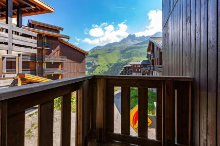 Vacances en montagne Studio 3 personnes (020) - Résidence Nantchu - Méribel-Mottaret