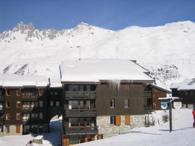 Vacances en montagne Résidence Nantchu - Méribel-Mottaret