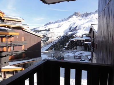Vacances en montagne Studio 3 personnes (024) - Résidence Nantchu - Méribel-Mottaret