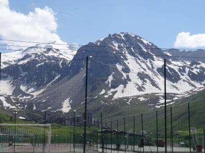 Location au ski Studio 4 personnes - Résidence Neige et Soleil - Tignes - Extérieur été