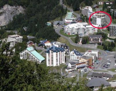 Summer accommodation Résidence Neige et Soleil