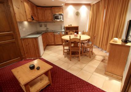 Vacances en montagne Appartement 2 pièces cabine 5 personnes (117) - Résidence Névés - Val Thorens