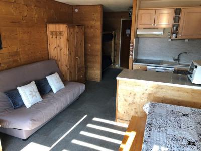Vacances en montagne Studio 4 personnes (154) - Résidence Névés - Val Thorens - Séjour