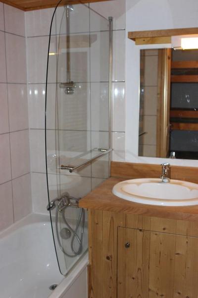 Vacances en montagne Studio 4 personnes (66) - Résidence Névés - Val Thorens - Salle de bains
