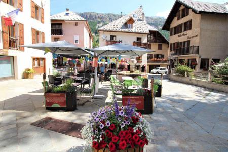 Vacances en montagne Studio coin montagne 4 personnes (ELL22) - Résidence Neyzets - Serre Chevalier