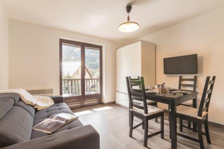 Vacances en montagne Studio coin montagne 4 personnes (ELL22) - Résidence Neyzets - Serre Chevalier - Séjour