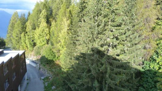 Location au ski Studio 3 personnes (911) - Résidence Nova - Les Arcs - Extérieur été