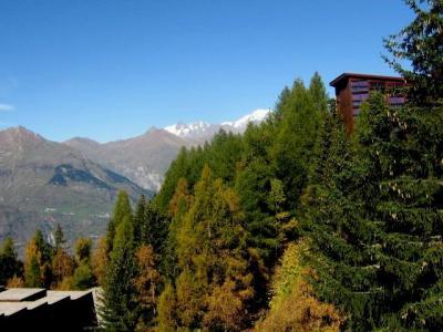 Location au ski Studio 2 personnes (1131) - Résidence Nova - Les Arcs - Extérieur été
