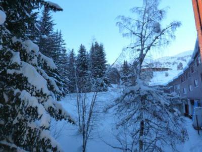 Vacances en montagne Studio 2 personnes (151) - Résidence Nova - Les Arcs