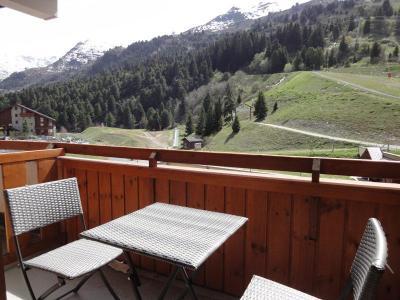 Location au ski Studio cabine 4 personnes (006) - Residence Olympie I - Mottaret - Extérieur été