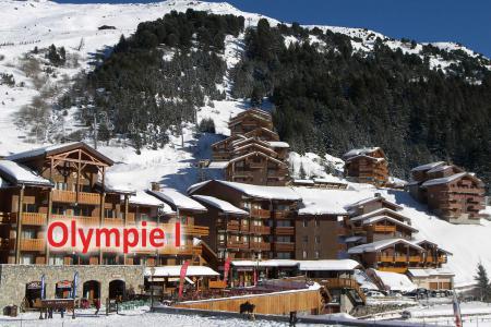 Location Méribel-Mottaret : Résidence Olympie I été