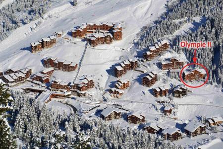 Vacances en montagne Résidence Olympie II - Méribel-Mottaret