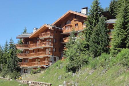 Vacances en montagne Résidence Olympie II - Méribel-Mottaret - Extérieur été