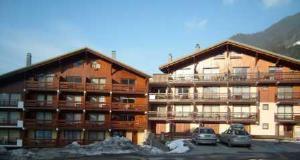Location au ski Appartement 3 pièces 4 personnes (64) - Residence Oree Des Pres - Arêches - Extérieur été