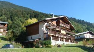Location au ski Appartement 2 pièces 4 personnes (98) - Residence Oree Du Village - Arêches-Beaufort - Extérieur été